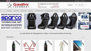Acheter les équipements de karting pas chers