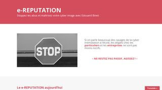 Améliorez votre image avec Edouard Binet