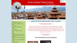 La Népal et ses trésors vous attendent