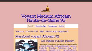 Votre marabout africain en Hauts de Seine