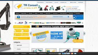 Le spécialiste en ligne du BTP en France