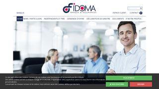 Fidoma: courtage d'assurance à Soignies