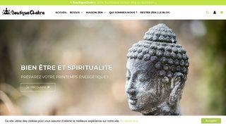 Boutique Chakra, tout pour le zen et le bien être
