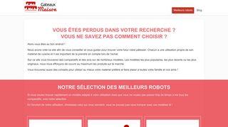Comparatifs et avis sur les robots-pâtissiers