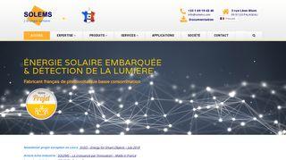 Fabricant de photovoltaïque basse consommation