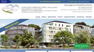 Agence de la Ria : Agence immobilière à Pornic