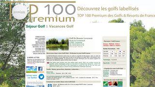 Parcours de golf destiné à tout le monde