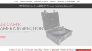 Inspection télévisée endoscopique industriel