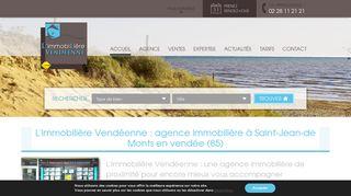 Agence L'Immobilière Vendéenne Saint-Jean-de-Monts