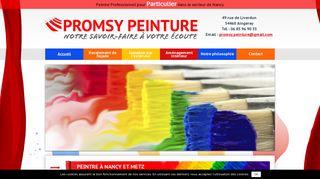 Promsy Peinture pour votre isolation (Nancy)