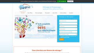 Votre service de ménage à domicile en France