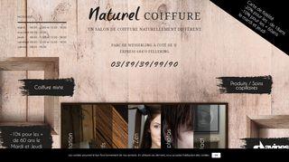 Salon de coiffure (Haut Rhin): Naturel Coiffure