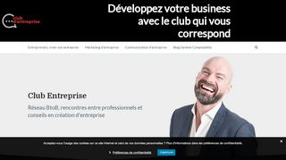 Clubs d'entreprises en France et suivi