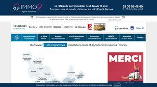 Rennes Immo9,  spécialiste de l'immobilier neuf