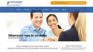 Syndic de faillite : bureaux à Laval et Montréal