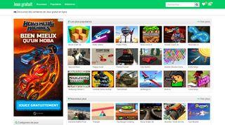 Des centaines de jeux vidéo gratuits