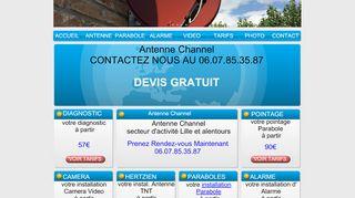 Antenne Channel : une entreprise nordique