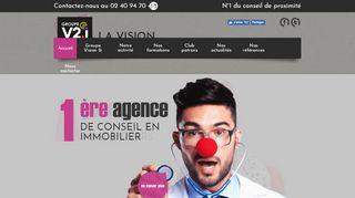 Agence de communication : Groupe Vision2i