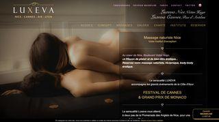 Institut de massage à Nice