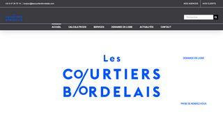 Agence de courtage immobilier sur Bordeaux