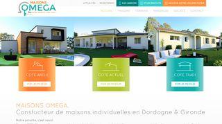 Maisons individuelles sur Bergerac et en Dordogne
