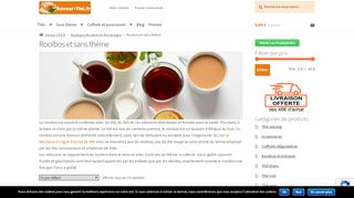 Ne pas avoir de trouble du sommeil avec le thé