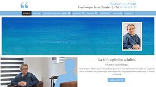 Consulter un psychologue à Brest et alentours