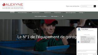 Boutique d'équipement automobile pour votre garage