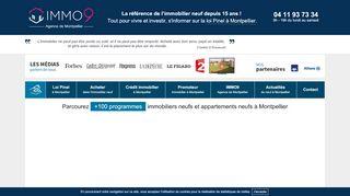 Agence immobilière à Montpellier