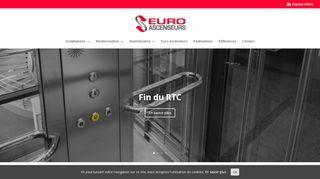 Entreprise installations d'ascenseurs