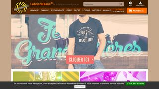 Impression de t-shirts humoristiques en France