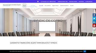 Garantie financière agent immobilier