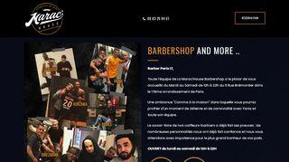 Votre salon de coiffure et barbier à Paris 17