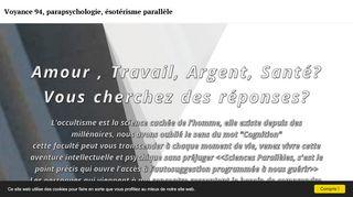 Medium et voyance par le tarot de Marseille