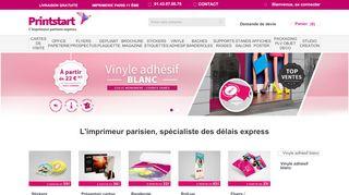 Printstart, imprimeur express à Paris
