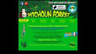 Accrobranche pour les enfants à Villeneuve-Loubet
