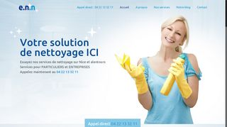 ActyClean, entreprise de nettoyage à Nice