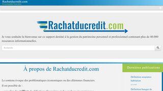 Fêter avec Rachatducredit la 12ème année d'information financière et économique
