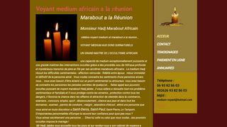 Marabout.re, marabout sérieux à la Réunion