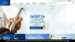La clinique pour vos soins capillaires