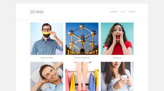 Marketing web et hébergement de site internet