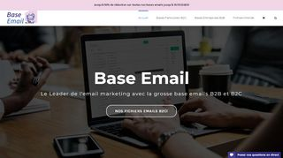 Base Email, votre référence du marketing