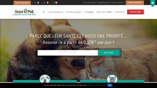 Assur O'Poil, mutuelle pour animaux