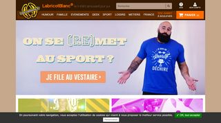 Impression de t-shirts humoristiques en France