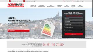 Contrôle de biens immobiliers à Marseilles