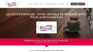 Intermédiaire entre restaurant et fournisseurs