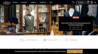 Coiffeur, barbier et boutique en ligne
