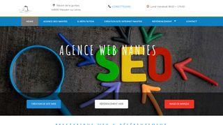 Agence Web Nantes | La Nantaise du Web