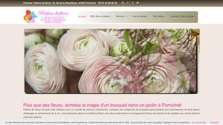 Fleuriste événementiel, le Bouquet de la Sorcière