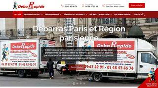 Entreprise de débarras rapide à Paris
